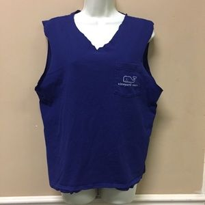 Vineyard Vines DIY Tank Size Small.